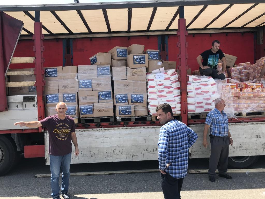 Rijaset obezbijedio 1000 ramazanskih paketa za povratnike