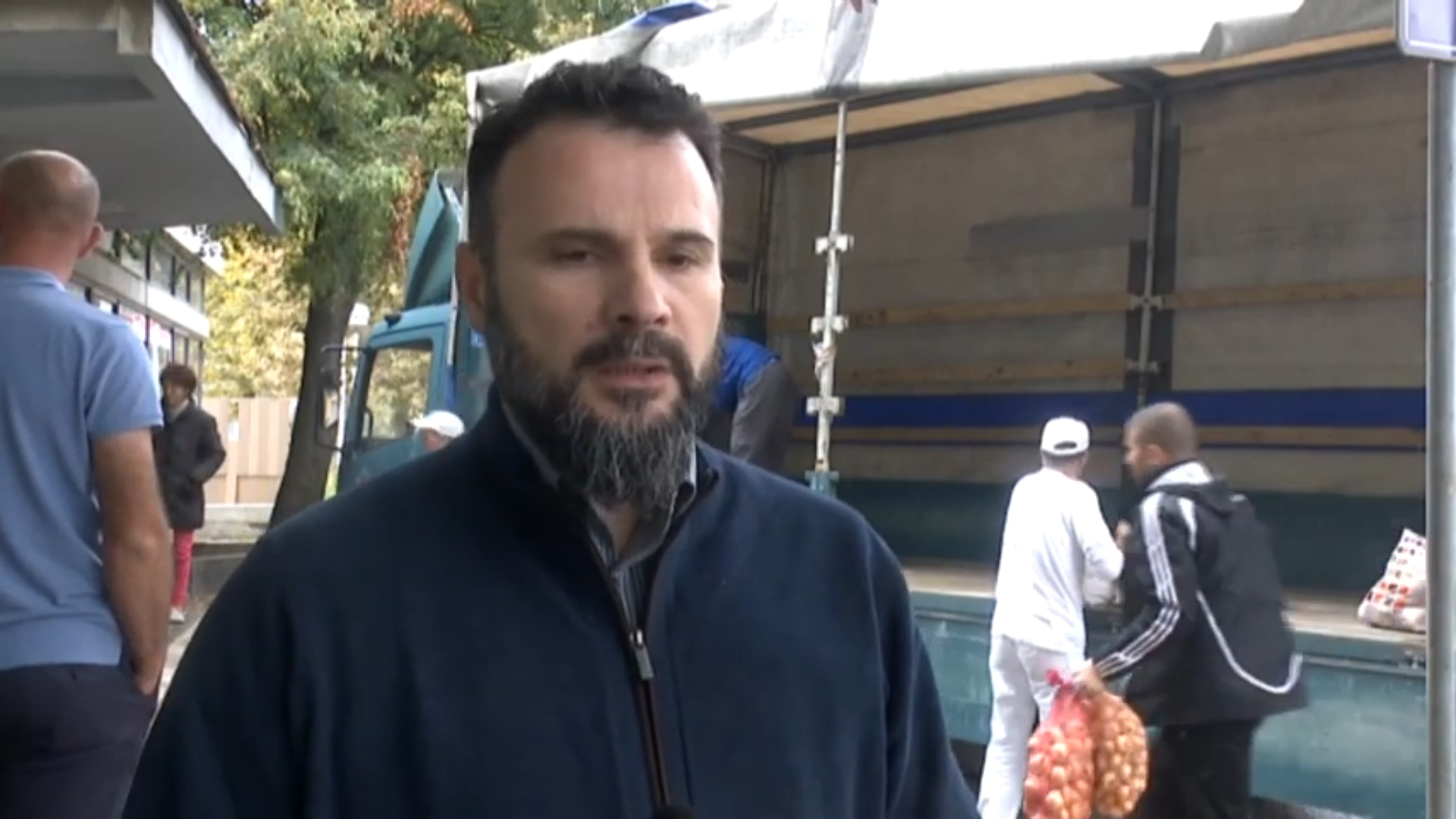 TV prilog RTV TK o podjeli zekata na poljoprivredne proizvode