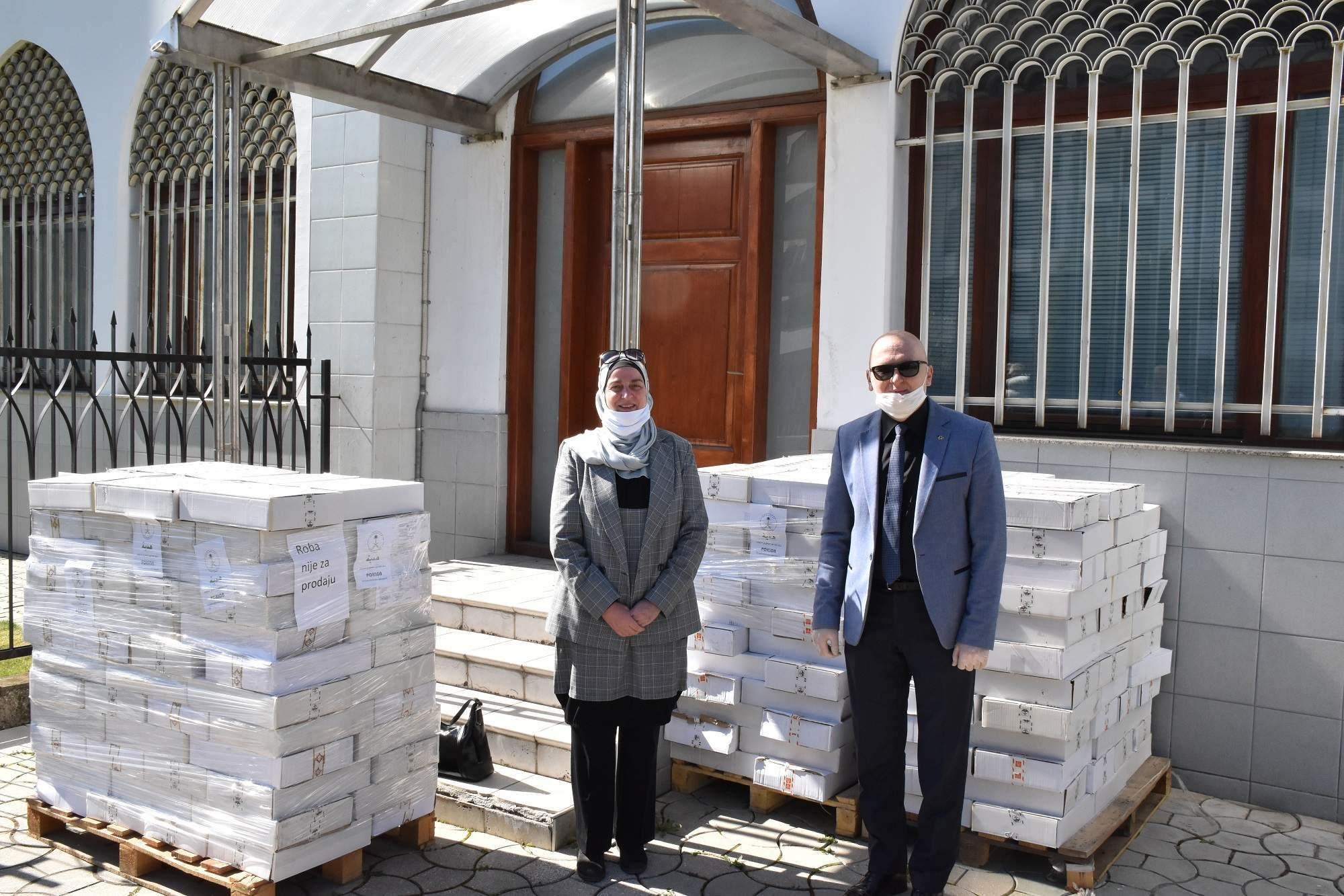 U ramazanu podjela 1300 paketa za porodice u stanju potrebe