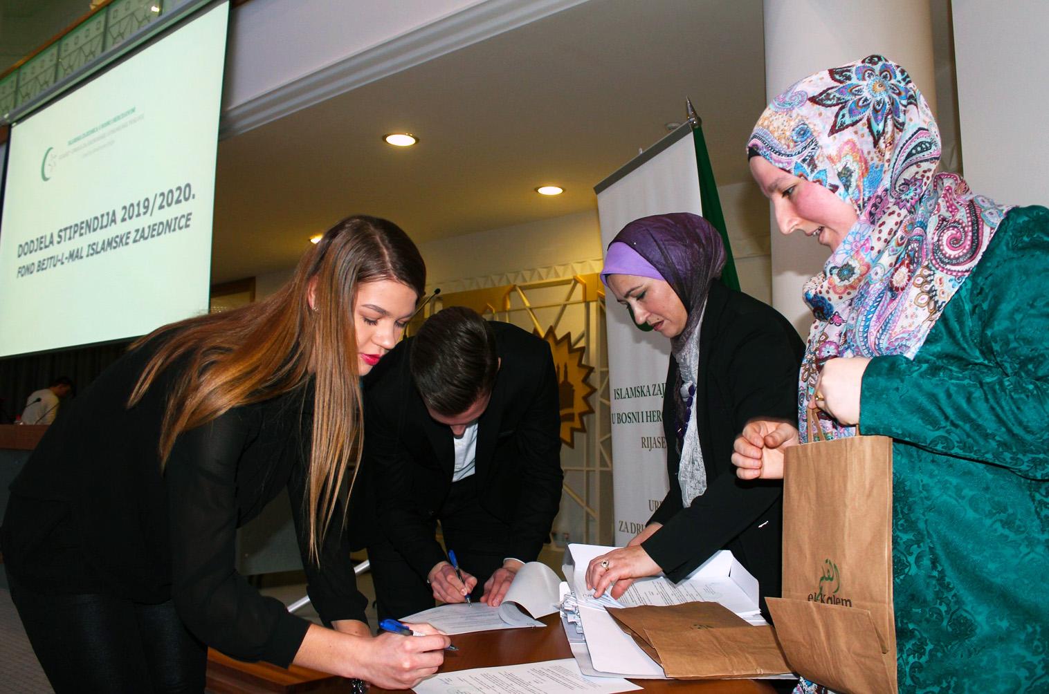 Otvoren konkurs za dodjelu stipendija iz Fonda Bejtu-l-mal Islamske zajednice